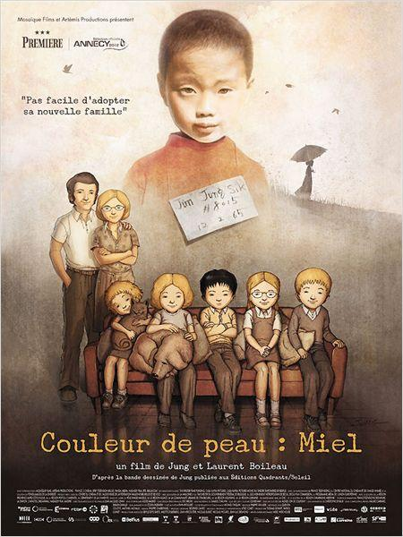 Approved for Adoption / Couleur de peau: Miel