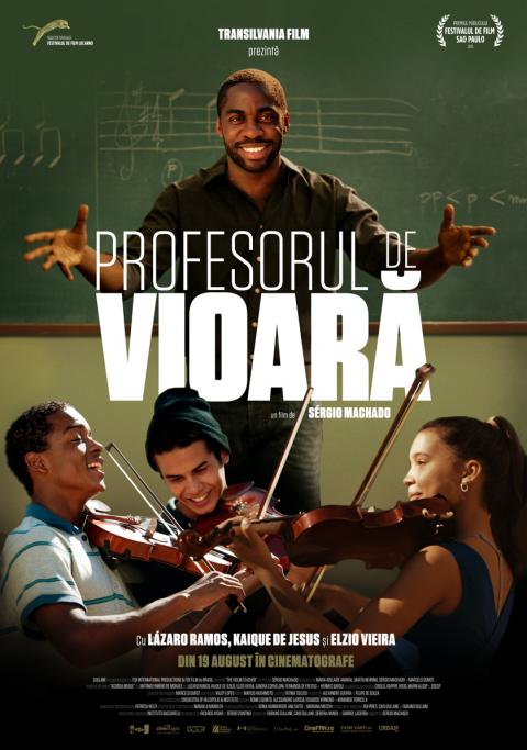 The Violin Teacher / Tudo Que Aprendemos Juntos