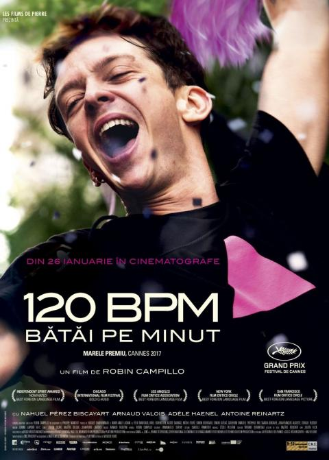 120 Beats Per Minute / 120 battements par minute