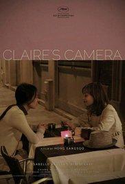 Claire`s Camera / La caméra de Claire