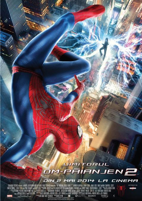 The Amazing Spider-Man 2 / O Espetacular Homem-Aranha 2