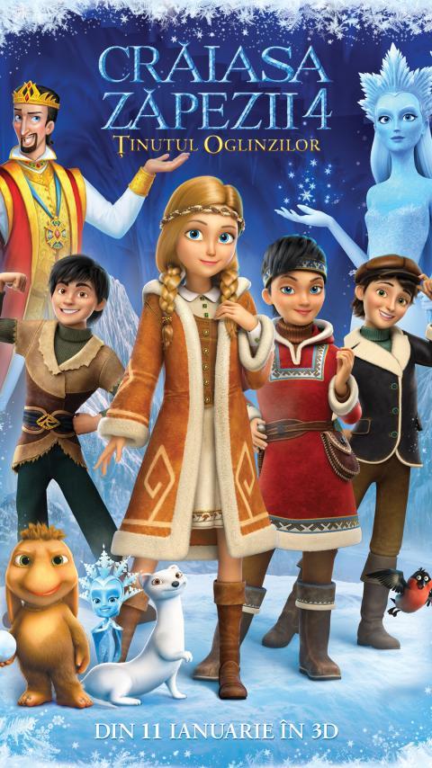 The Snow Queen: Mirrorlands 3D / Snezhnaya koroleva. Zazerkale