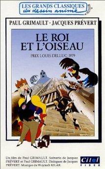 The King and the Mockingbird / Le roi et l'oiseau