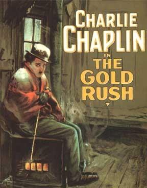 Gold Rush Chaplin