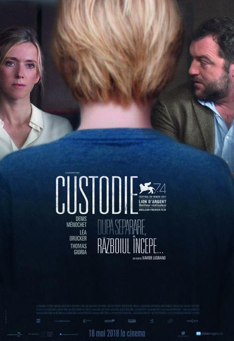 Custody / Jusqu'à la garde