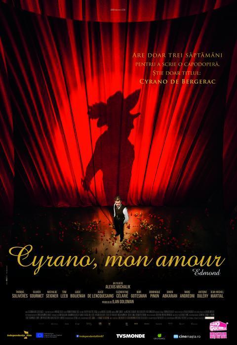 Cyrano, mon amour / Edmond