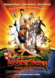 Looney Tunes Back In Action The Movie