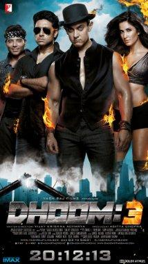 Dhoom 3: Back in Action / Dhoom 3
