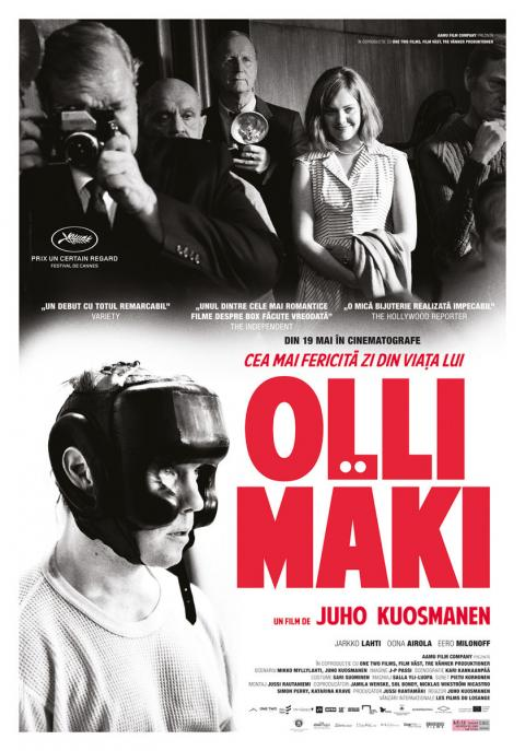 The Happiest Day in the Life of Olli Mäki / Hymyilevä mies