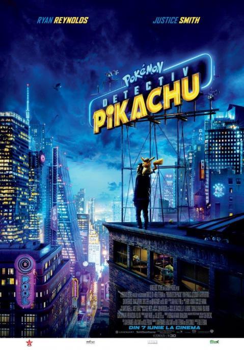Pokemon Detective Pikachu 3D