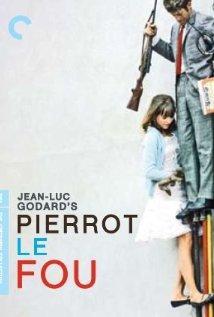 Pierrot Goes Wild / Pierrot le fou