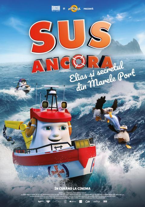 Anchors Up / Elias og Storegaps Hemmelighet