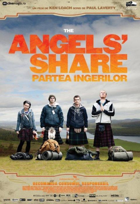 The Angels' Share / La part des anges