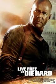 Live Free or Die Hard: Die Hard 4