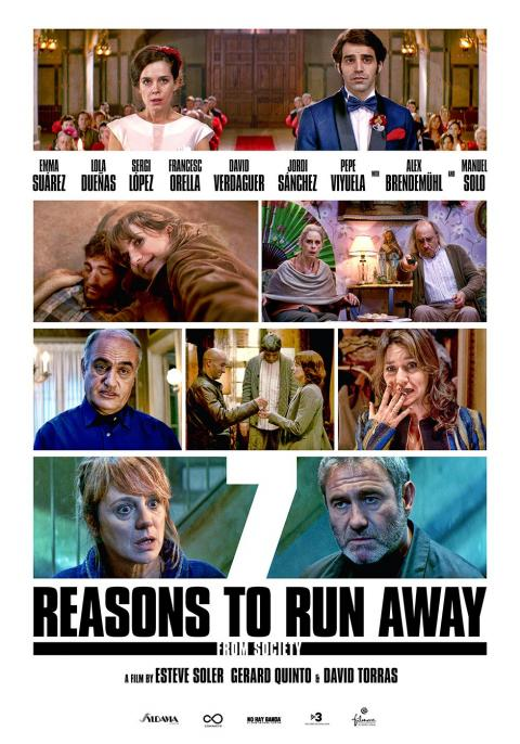 Reasons to Run Away / 7 raons per fugir