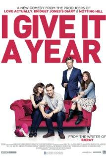 I Give It a Year / Mariage à l'anglaise