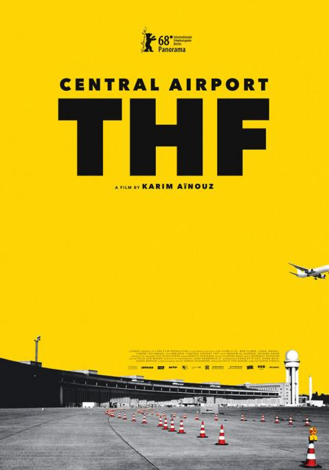 Central Airport THF