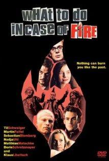 Was tun, wenn' s brennt? / What to Do in Case of Fire