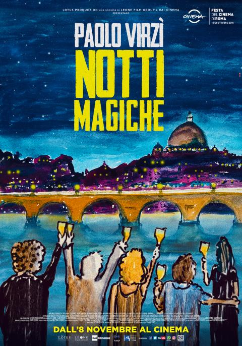 Notti magiche/ Magical Nights