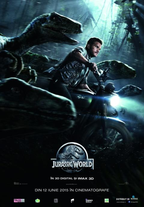 Jurassic World / Jurassic Park IV: The Extinction