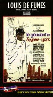 Le gendarme a New York