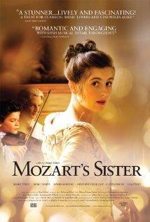 Mozart's Sister / Nannerl, la soeur de Mozart