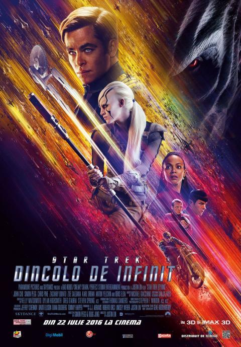 Star Trek Beyond / Star Trek 3 3D