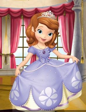 Sofia the First: Once Upon a Princess