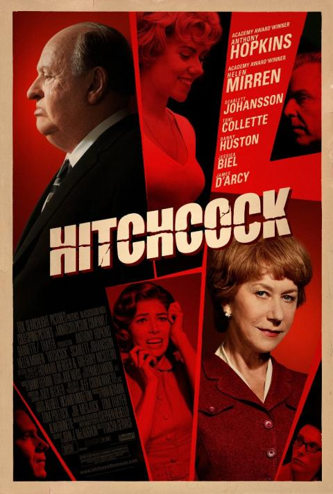 Hitchcock / Hitchcock and the Making of Psycho
