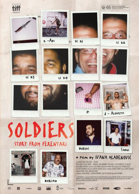 Soldiers. A Story from Ferentari