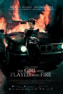The Girl Who Played with Fire / Flickan som lekte med elden