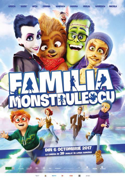 Happy Family / La familia Monster 3D