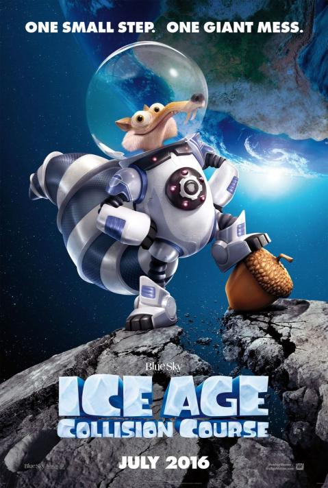 Ice Age: Collision Course / Ice Age 5 3D