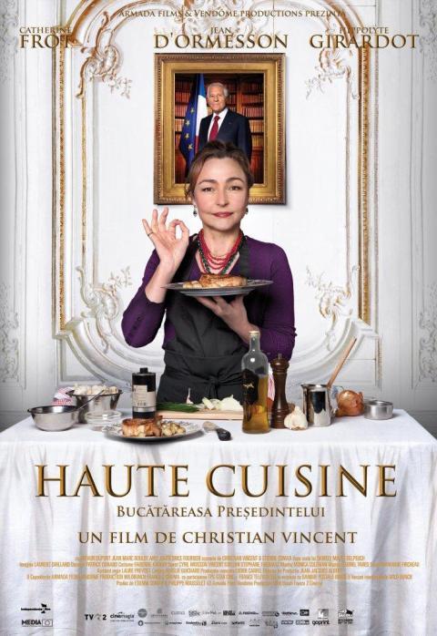 Haute Cuisine / Les saveurs du Palais