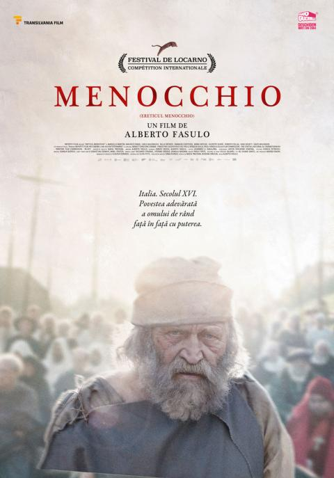 Menocchio the Heretic / Menocchio
