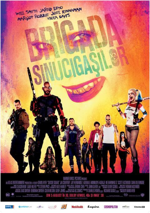 Suicide Squad / Bravo 14 3D