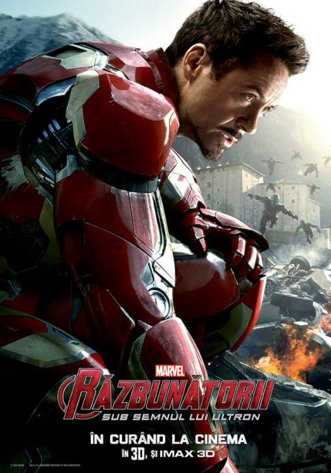 The Avengers: Age of Ultron / The Avengers 2