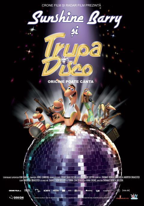 Disco ormene / Sunshine Barry and the Disco Worms