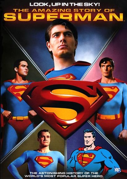 Look Up In The Sky! - The Story of Superman