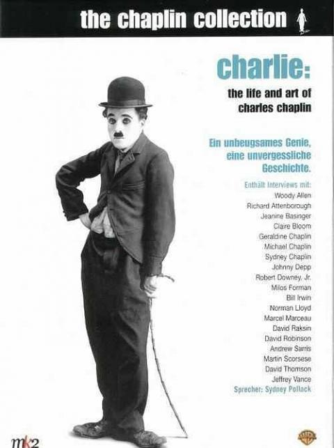 Charlie:The Life And Art Of Charles Chaplin