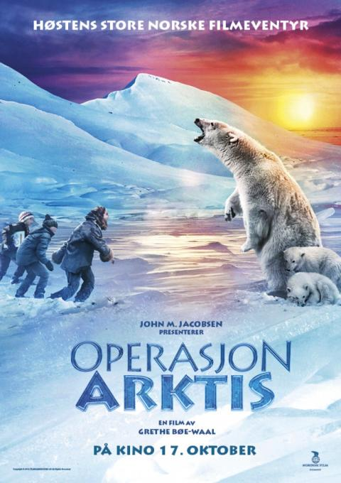 Operation Arctic / Operasjon Arktis
