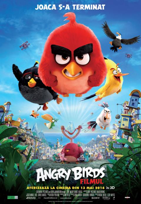 The Angry Birds Movie 3D