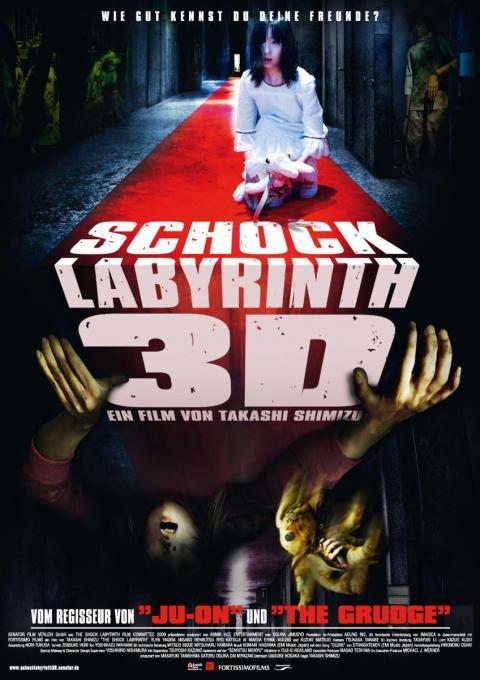 The Shock Labirinth 3D