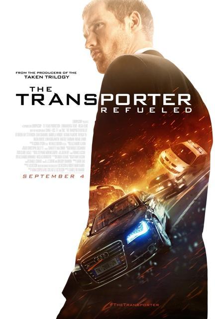 The Transporter Refueled / Transporter 4