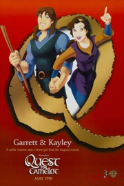 Magic Sword - Quest For Camelot