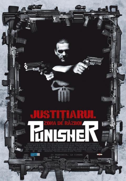 Punisher 2: War Zone
