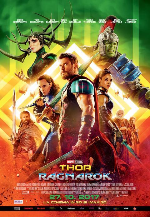 Thor: Ragnarok 3D / Thor 3
