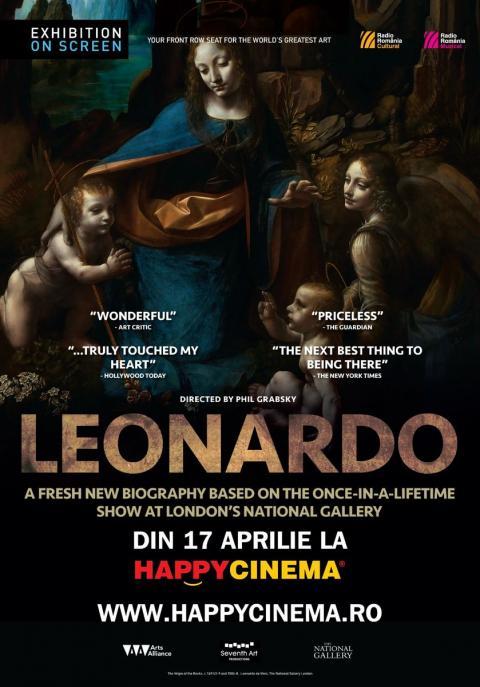 Leonardo Live / Leonardo from the National Gallery, London