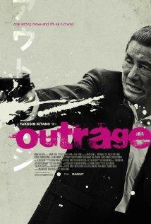 The Outrage / Autoreiji