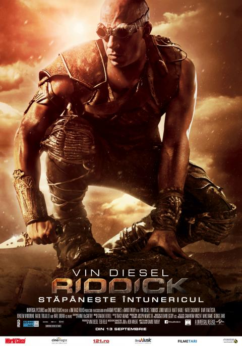 Riddick 3 / Riddick: Rule the Dark